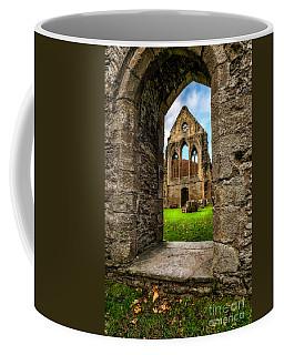 Valley Of The Cross Coffee Mug