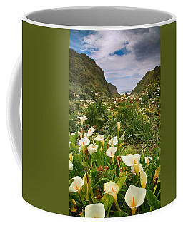 Valley Of The Lilies Coffee Mug