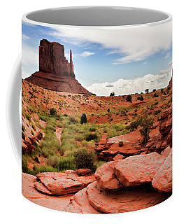 Valley Of The Rocks Coffee Mug