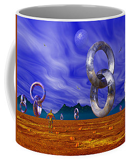 Coffee Mug featuring the photograph Valley Of The Vloops by Mark Blauhoefer