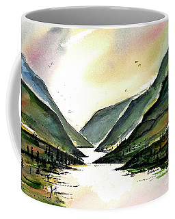 Valley Of Water Coffee Mug