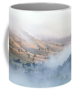 Valley Of Whispers Coffee Mug by Az Jackson