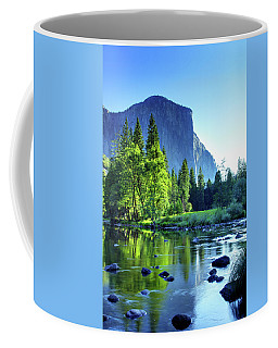 Valley View Morning Coffee Mug
