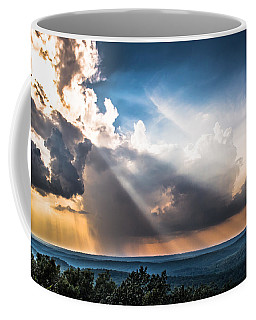 Coffee Mug featuring the photograph Valley Views by Parker Cunningham