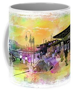 Valley Wells California Coffee Mug