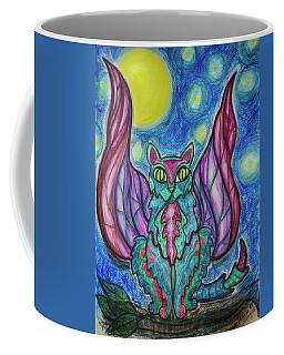 Vampy Kitty Coffee Mug