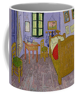 Van Goghs Bedroom At Arles Coffee Mug
