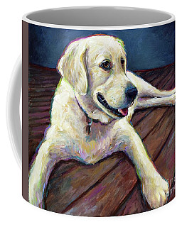 Van Morrison Coffee Mug by Robert Phelps