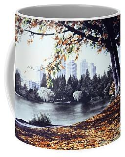 Vancouver Fall Coffee Mug