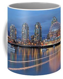 Vancouver Science World Coffee Mug