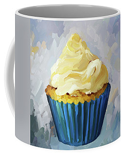 Vanilla Cupcake Coffee Mug