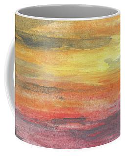 Vanishing Glow 4  Coffee Mug by R Kyllo