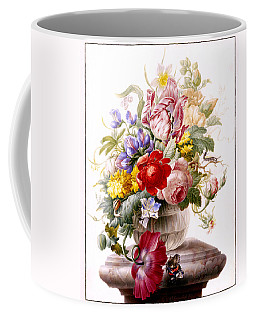 Vanitas Still Life Coffee Mug