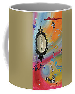 Vanity Escapes Coffee Mug