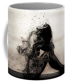 Vapours Of Sadness Coffee Mug