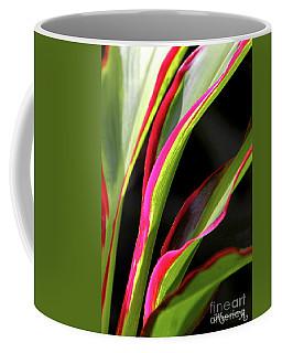Variegated Leaves Coffee Mug