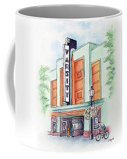 Varsity On Main Coffee Mug