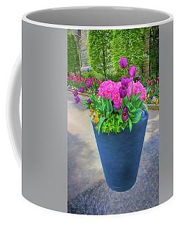 Vase And Flowers Series 05 Coffee Mug