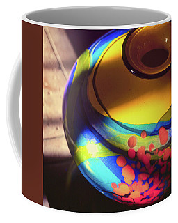 Coffee Mug featuring the photograph Vase by Samuel M Purvis III