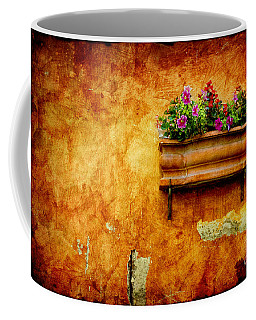 Coffee Mug featuring the photograph Vase by Silvia Ganora