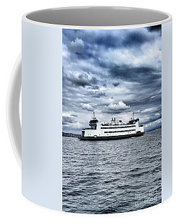 Vashon Island Ferry Coffee Mug
