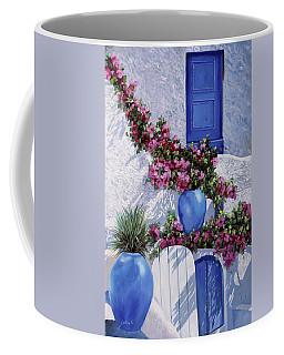 Vasi Blu Coffee Mug