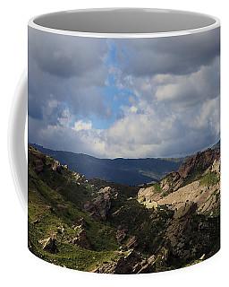 Vasquez Rocks Natural Area Coffee Mug