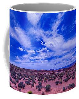 Vast Desert Sky Coffee Mug