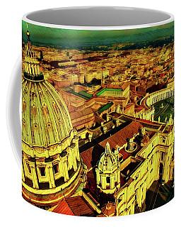 Vatican City Rome Italy Coffee Mug