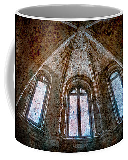 Coffee Mug featuring the photograph Rhodes, Greece - Vault by Mark Forte