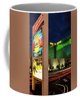 Vegas Blue Hour Coffee Mug