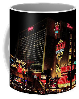 Vegas Lights Coffee Mug