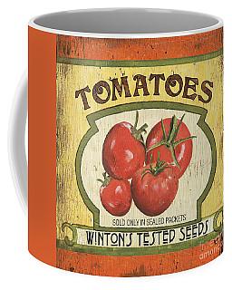 Veggie Seed Pack 3 Coffee Mug