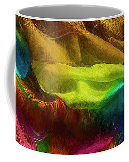 Veiled Mask Coffee Mug