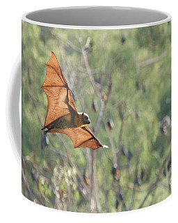 Veins In The Wings Coffee Mug by Craig Dingle