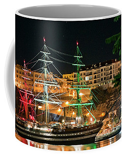 Veliero Amerigo Vespucci Coffee Mug