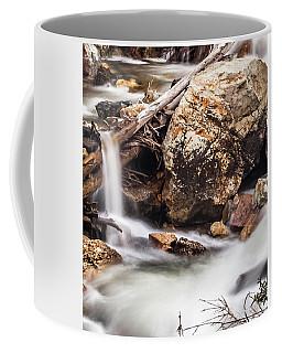 Velvet Falls - Rocky Mountain Stream Coffee Mug