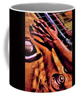 Velvet Strum Electric Coffee Mug
