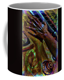 Velvet Strum Sound Coffee Mug