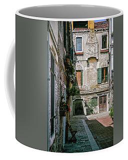 Venetian Back Street Coffee Mug
