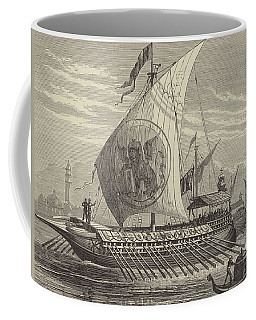 Venetian Galley Coffee Mug