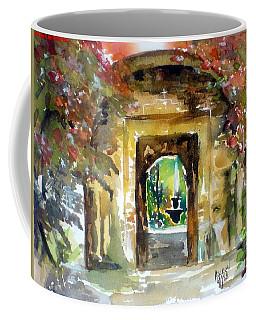 Venetian Gardens Coffee Mug