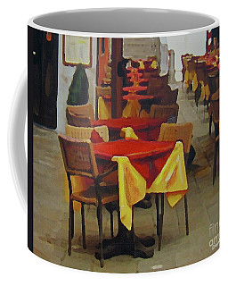 Venetian Tables Coffee Mug