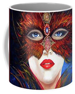Venetian Tigress Coffee Mug