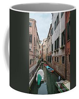 Venetian View II Coffee Mug by Yuri Santin