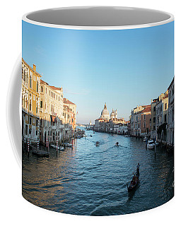 Coffee Mug featuring the photograph Venetian View  by Yuri Santin