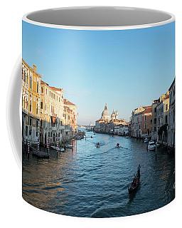 Venetian View  Coffee Mug by Yuri Santin
