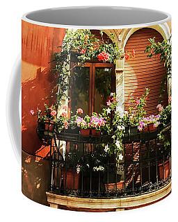 Venetian Windows Coffee Mug