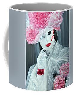 Venetian With Roses Coffee Mug