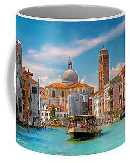 Venezia. Fermata San Marcuola Coffee Mug